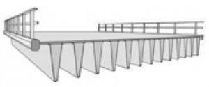 Xây cầu mới trong vòng hai tuần