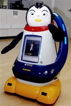 Robot chim cánh cụt