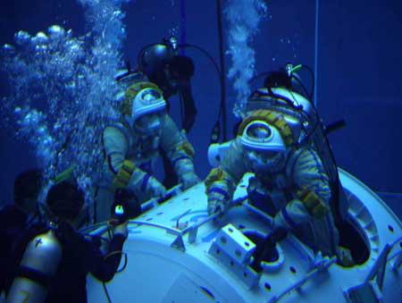 Thần Châu 7 sẽ cất cánh vào tháng 10.2008