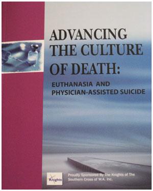 Phát triển nền văn hoá sự chết: An tử và Trợ tử