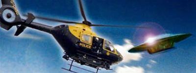 UFO tấn công máy bay trực thăng?