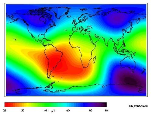 Biến đổi với nhịp độ nhanh đáng kể diễn ra trong lõi Trái Đất
