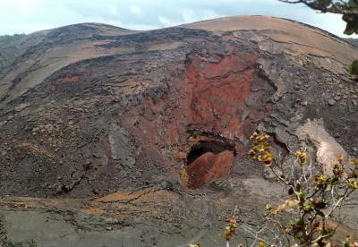 Nham thạch từ núi lửa Hawaii mang thông tin về quá trình hình thành hành tinh