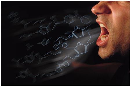Chẩn đoán bệnh bằng hơi thở