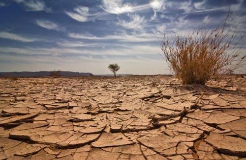 Thay đổi khí hậu thử thách an ninh quốc gia