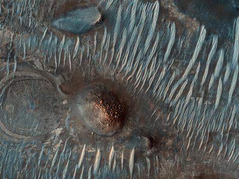 Đất trên sao Hỏa có khả năng hỗ trợ cho sự sống