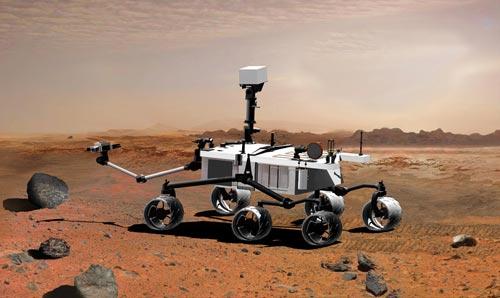 Sao Hỏa thực sự có sự sống?