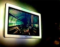 Khí trong màn hình TV phẳng độc hơn hơi than