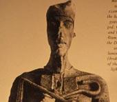 Giả thuyết lạ về nguồn gốc pharaoh Akhenaten