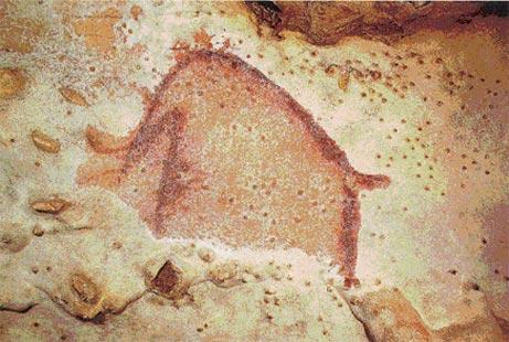 Vị trí vẽ các bức họa thời đồ đá được chọn dựa trên âm nhạc
