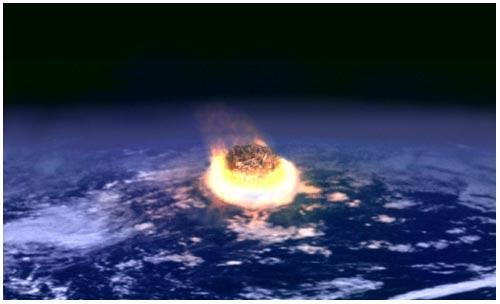 Bằng chứng mới cho giả thuyết thiên thạch phát nổ