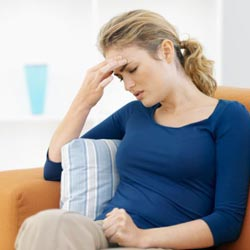 Ốm nghén bảo vệ thai nhi