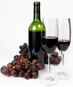 Resveratrol trong rượu vang phòng tránh lão hóa tim, xương, mắt và cơ