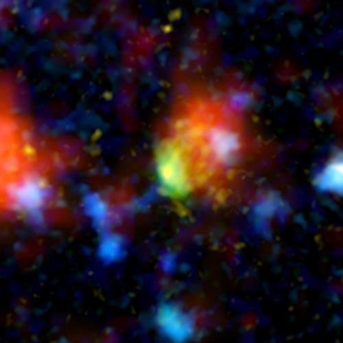 Tìm thấy 'cỗ máy đẻ sao' hiếm hoi trong vũ trụ