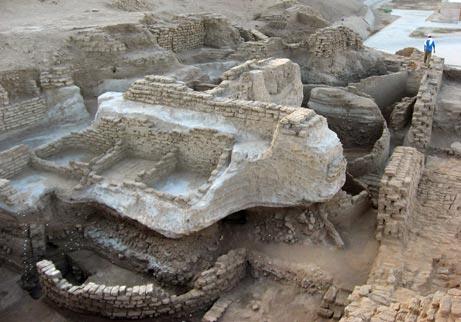 Khám phá khu dân cư Ai Cập cổ đại