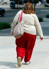 Chơi với người béo cũng dễ bị béo