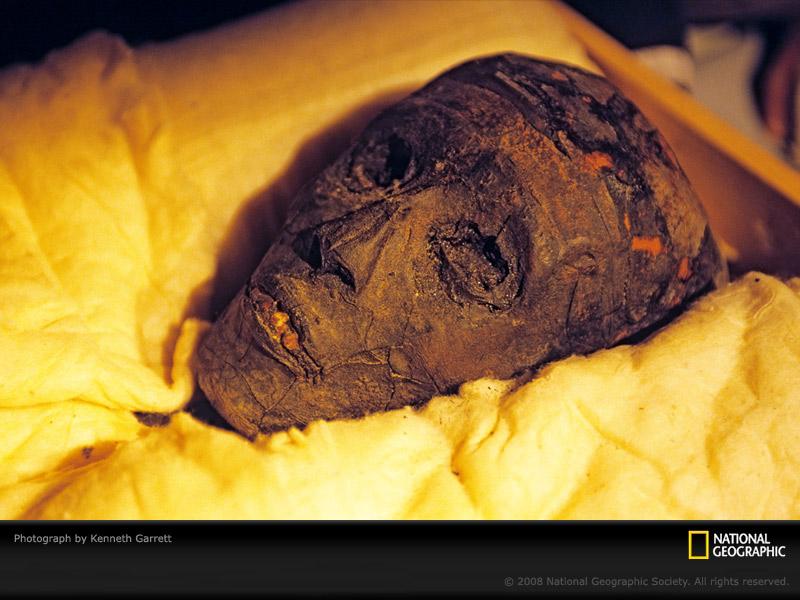 Xác ướp vua Tutankhamun đã truyền bá khái niệm về lời nguyền của pharaoh.