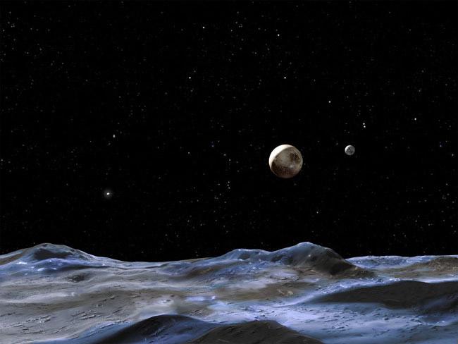 Những tranh luận về Diêm Vương tinh