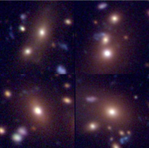 Thiên hà hình thành như thế nào?