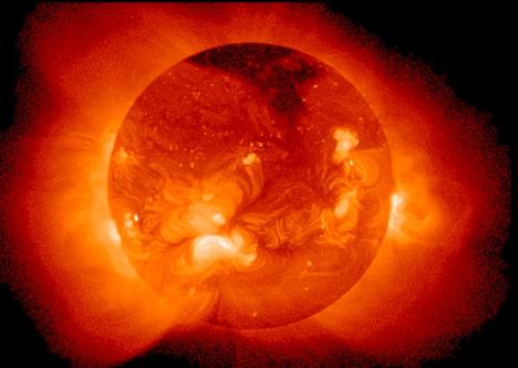 Vai trò của mặt trời trong quá trình hình thành thái dương hệ