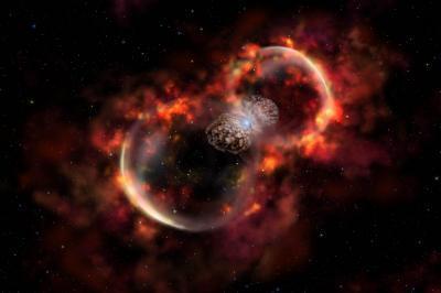 Vụ nổ sao năm 1843 là một dạng mới
