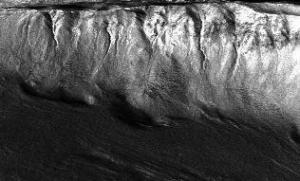 Nghiên cứu Nam Cực giúp giải thích sự biến đổi khí hậu trên sao Hỏa