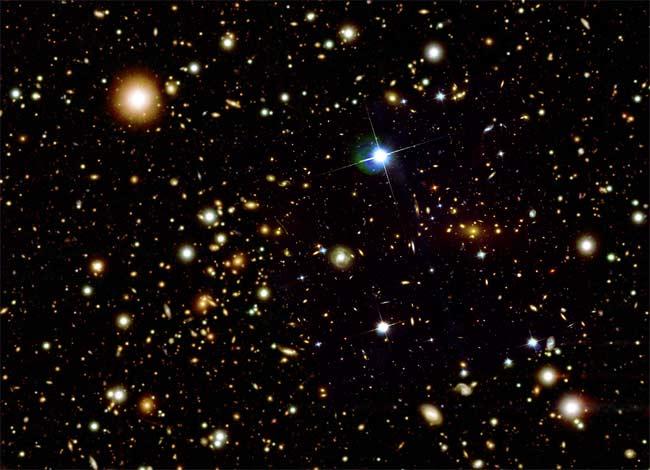Phát hiện dòng chảy tối bí ẩn trong vũ trụ