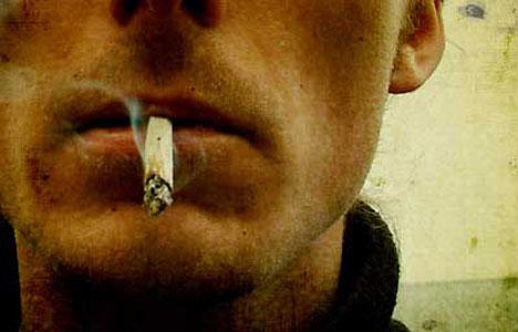 Khói thuốc lá không phải là nguyên nhân tái nghiện