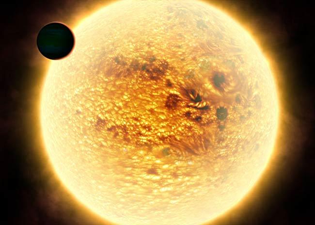 Phát hiện hành tinh nóng nhất