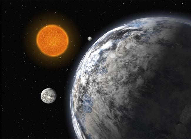 Tiến gần tới việc phát hiện anh em sinh đôi của Trái Đất