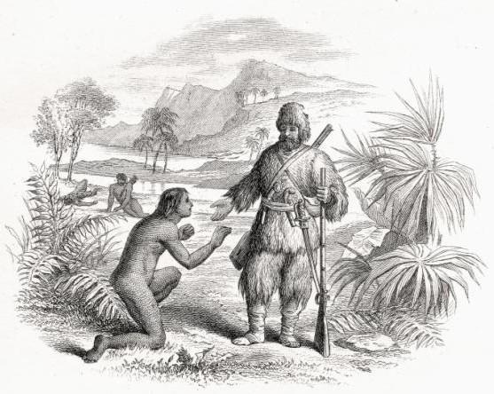 Bằng chứng về hoang đảo của Alexander Selkirk