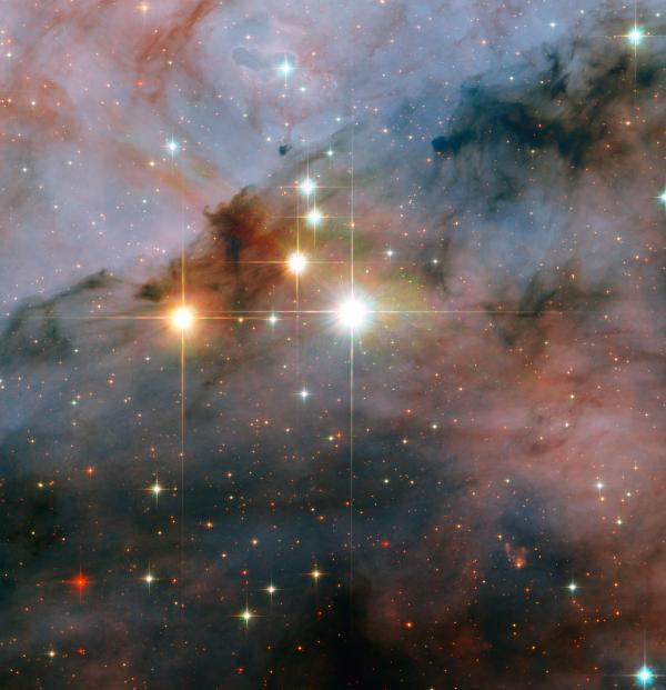 Hình ảnh ấn tượng về sao ma mút