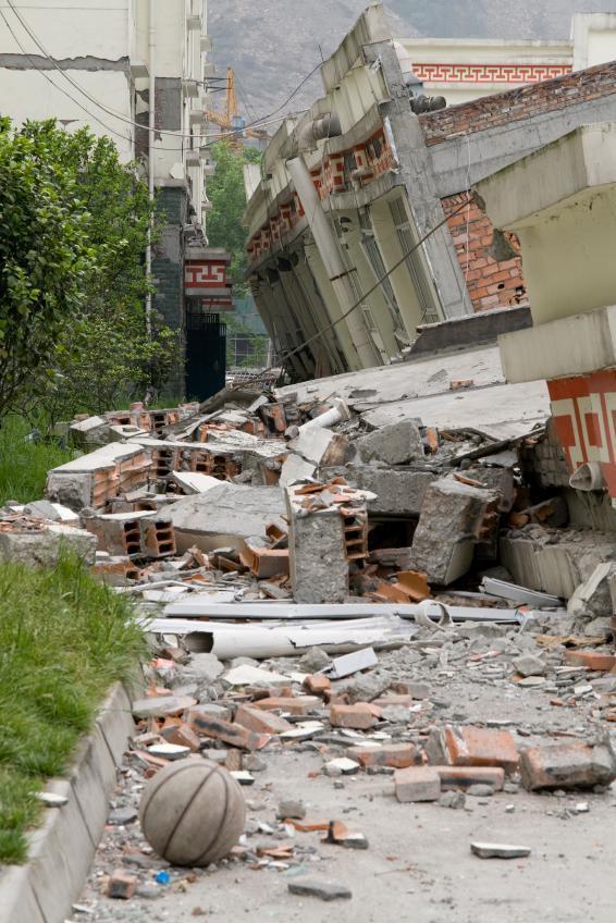 Dự đoán động đất tại Trung Quốc