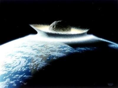 Bao nhiêu thiên thạch rơi xuống Tây Canada?