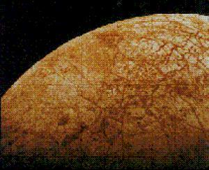Sóng là nguồn nhiệt chính trên Europa