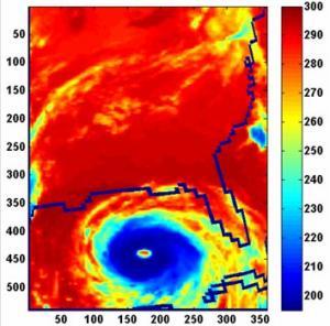 Mối liên hệ giữa giông bão và hiện tượng ấm lên toàn cầu