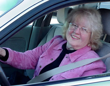 Thị lực là yếu tố khiến người có tuổi ngừng lái xe