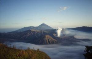 Hiện tượng ấm lên toàn cầu và tác động làm nguội của núi lửa