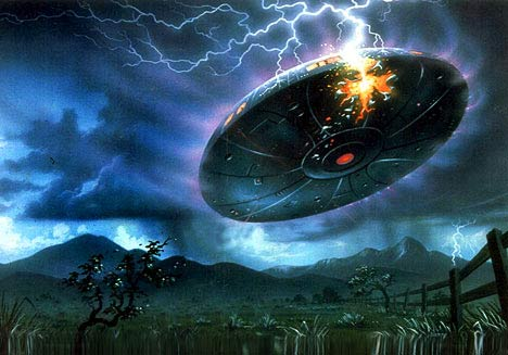 """""""Vật thể bay không xác định"""" vẫn còn là bí ẩn"""