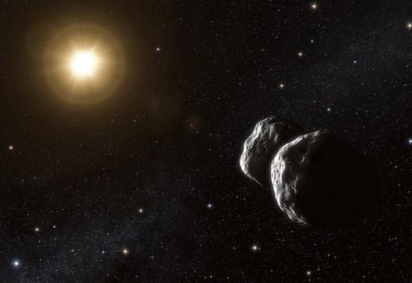 Đo kích thước và hình dạng của hành tinh nhỏ