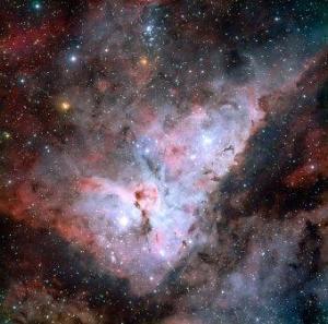 Cấu trúc phức tạp của tinh vân sáng nhất trong không gian