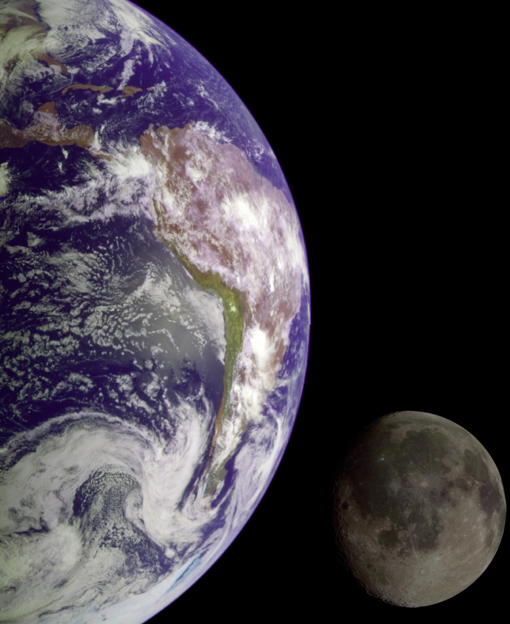Hiểu biết mới về bí ẩn của Mặt Trăng
