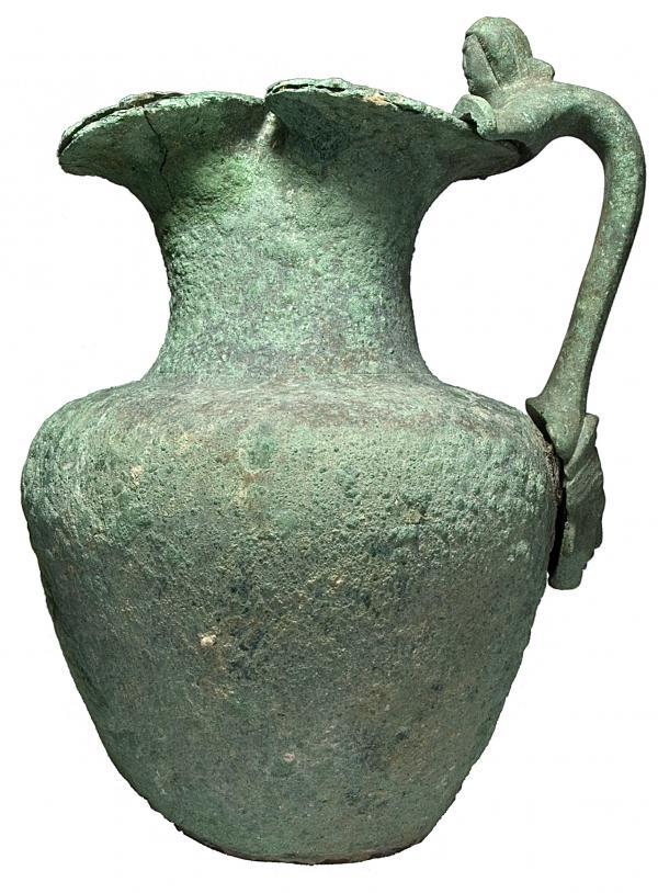 Nguồn gốc của các đồ tạo tác phong cách Pompeii