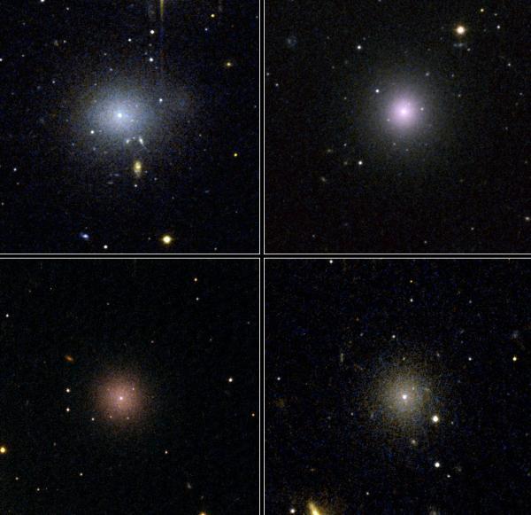 Bằng chứng mới về vật chất tối quanh các thiên hà nhỏ