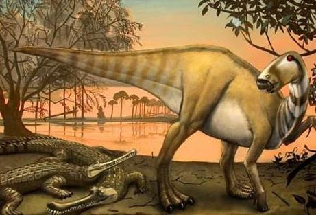 Phát hiện thế giới khủng long mất tích tại thành phố Texas