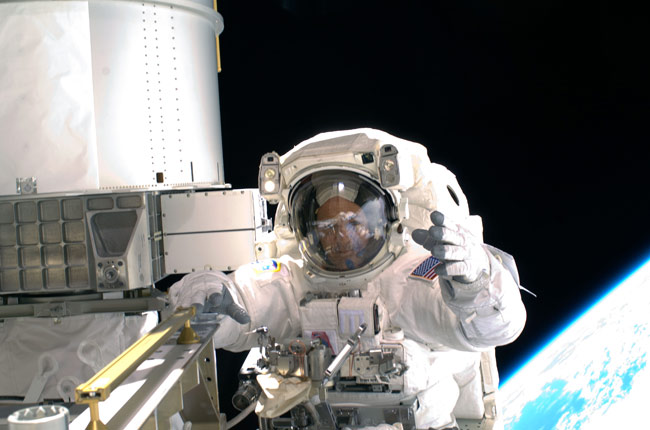 Không gian có mùi lạ