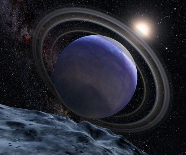 """Hành tinh """"ẩn"""" trong dữ liệu Hubble"""