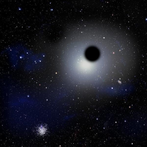 Hàng trăm hố đen điên cuồng khuấy động thiên hà Milky Way