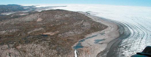 Trầm tích mêtan không góp phần thay đổi khí hậu?