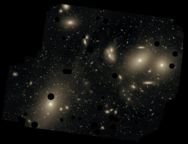 Đo kích cỡ thiên hà khổng lồ Messier 87